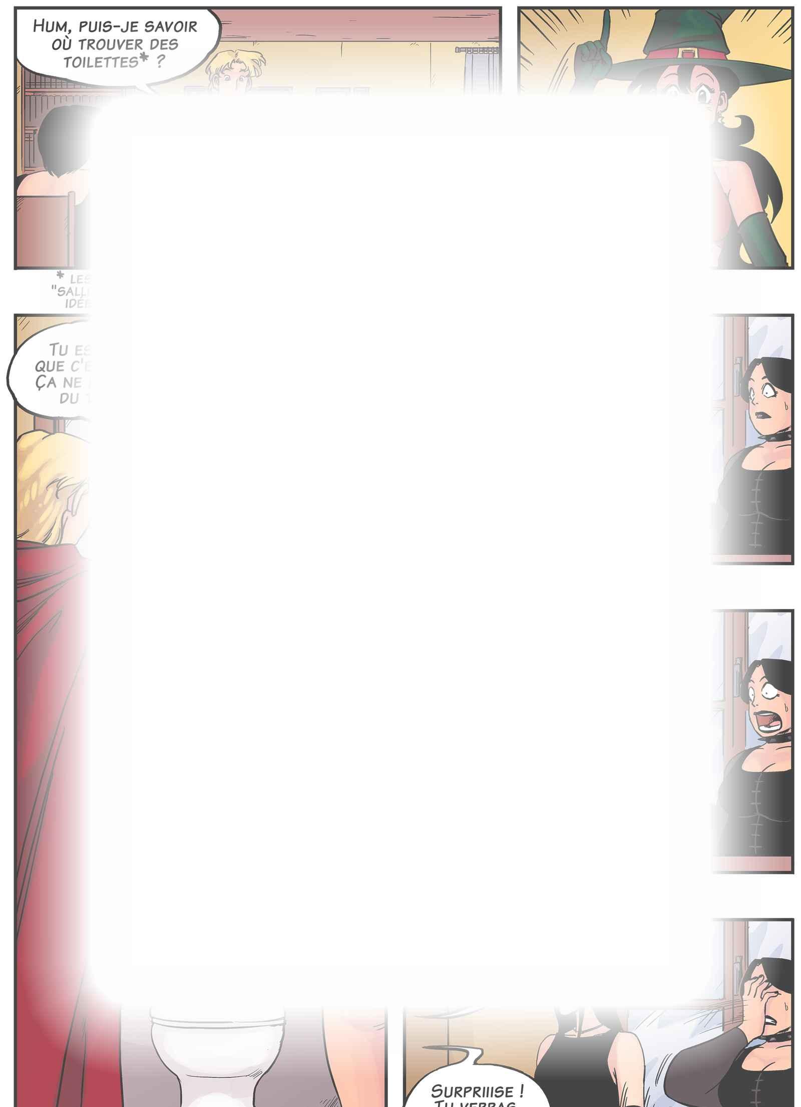 Hémisphères : Chapitre 13 page 19