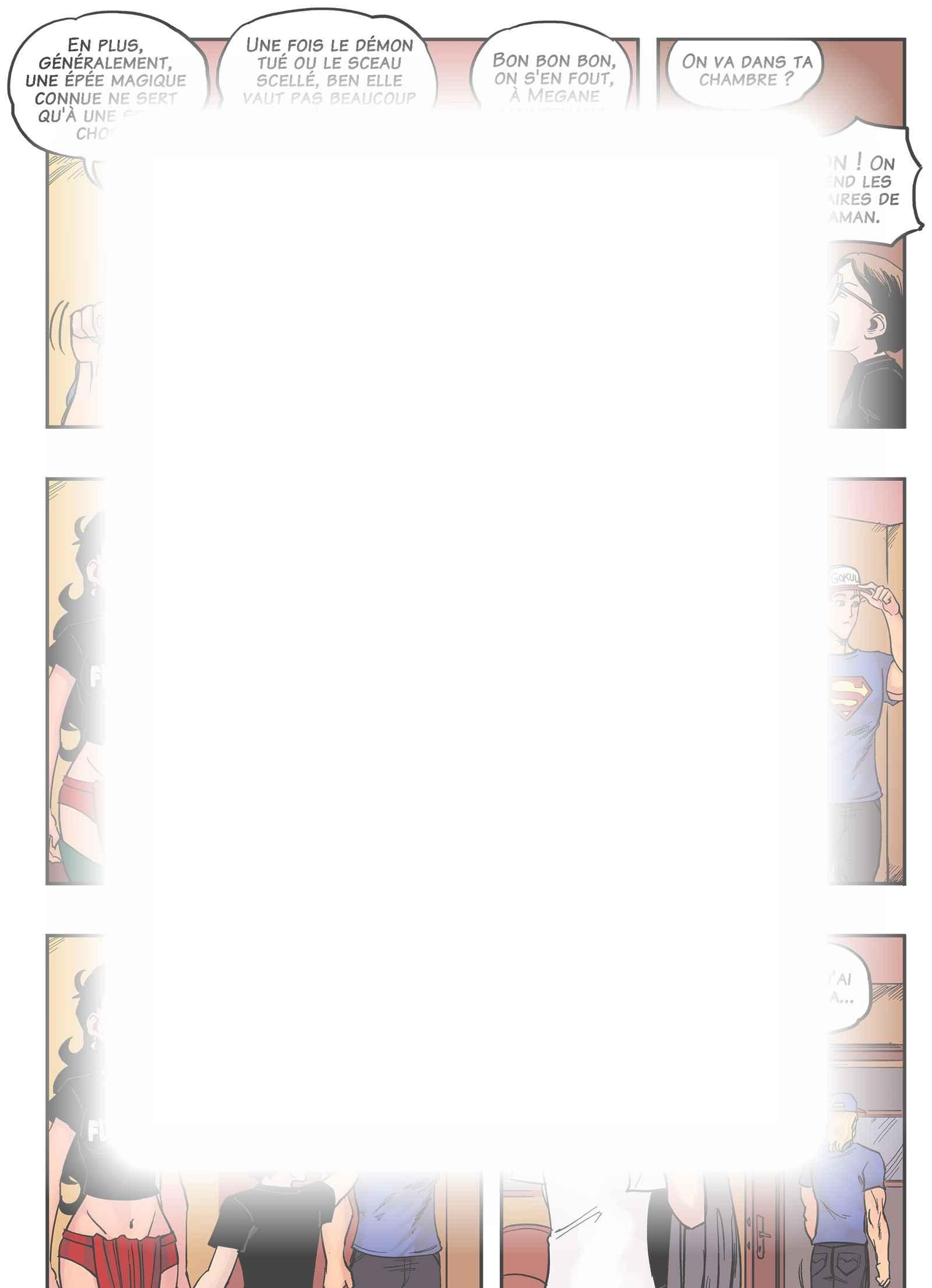 Hémisphères : Chapitre 14 page 11