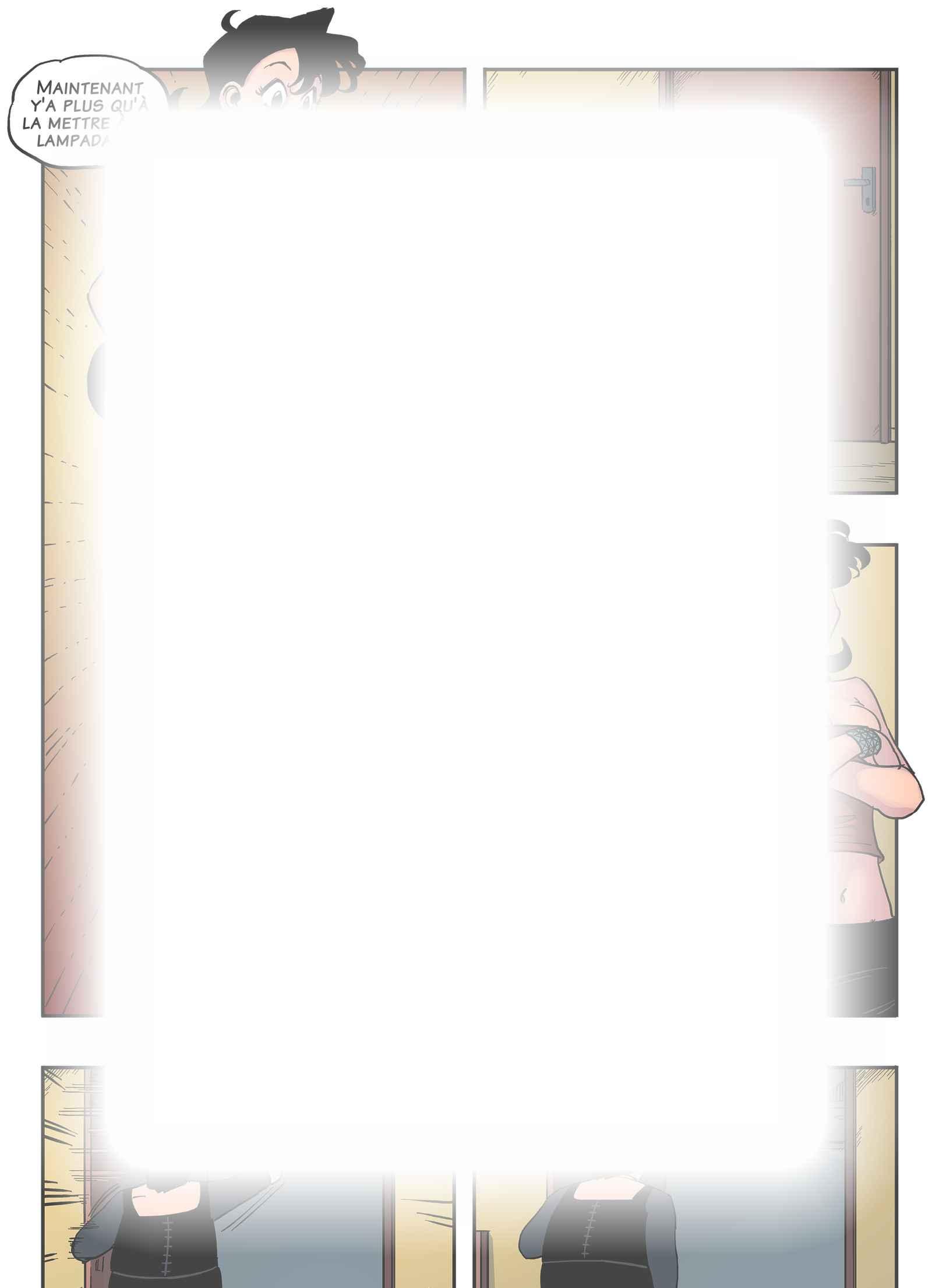 Hémisphères : Chapitre 14 page 16
