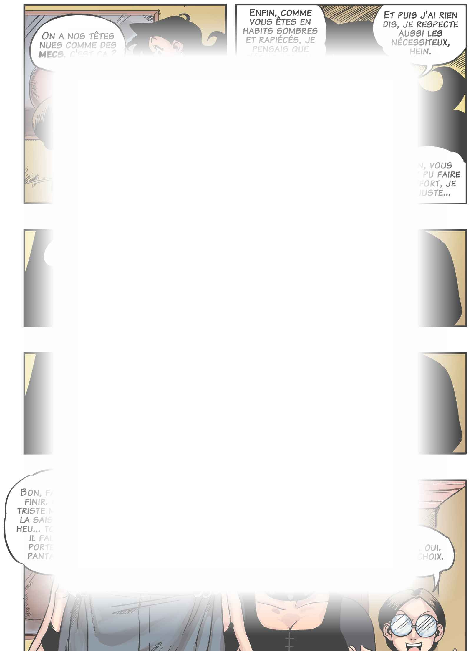 Hémisphères : Chapitre 14 page 19