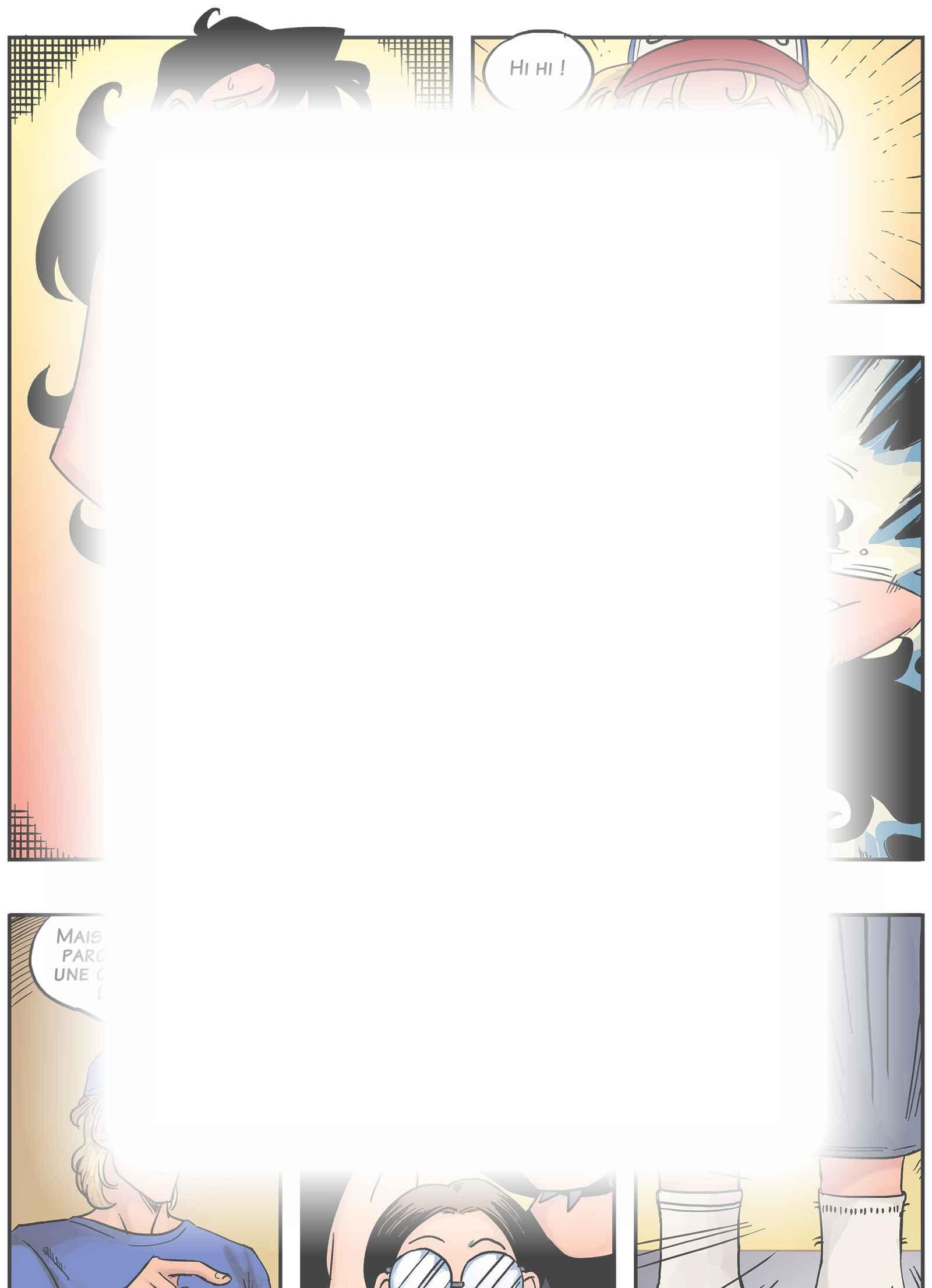 Hémisphères : Chapitre 14 page 21