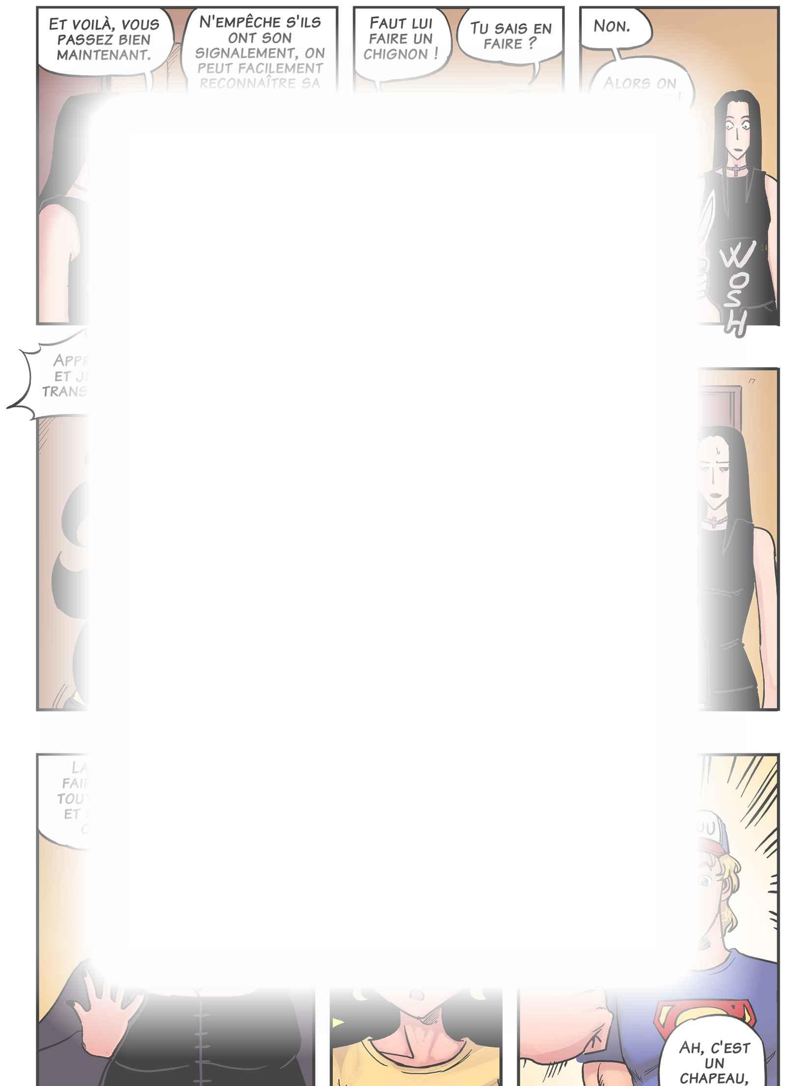 Hémisphères : Chapitre 14 page 22