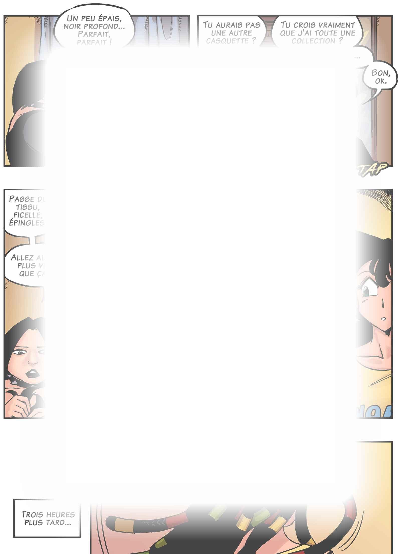 Hémisphères : Chapitre 14 page 23