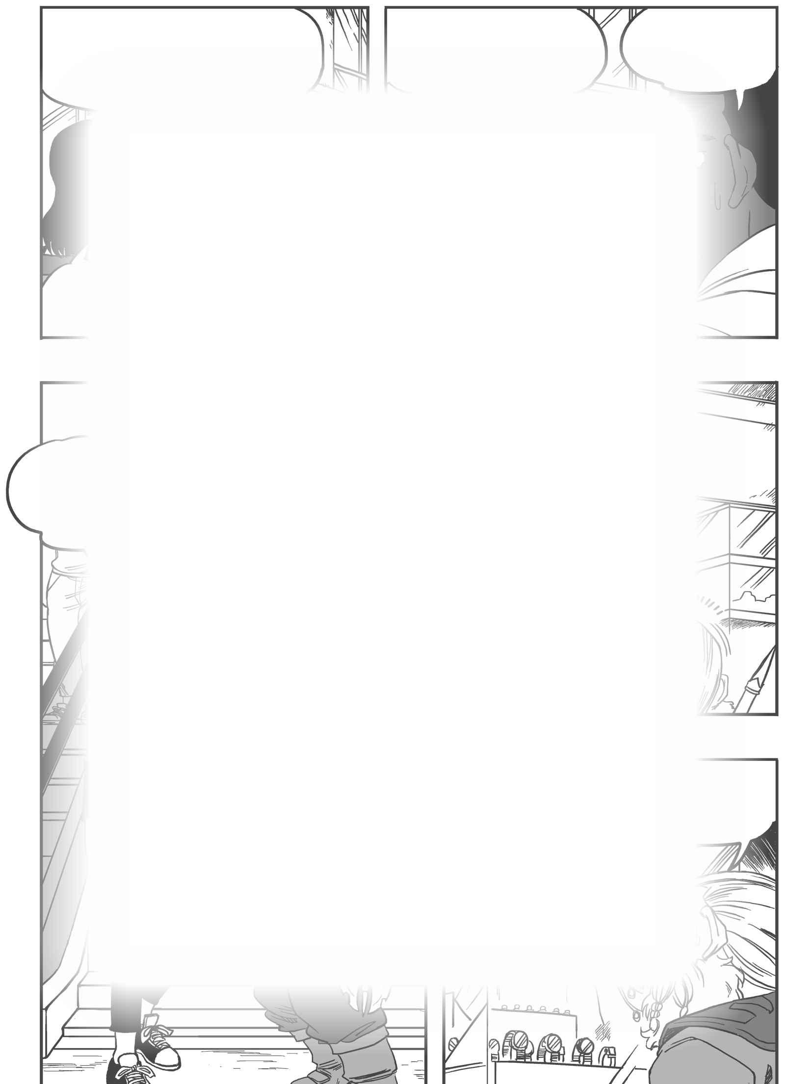 Hemisferios : Capítulo 15 página 8