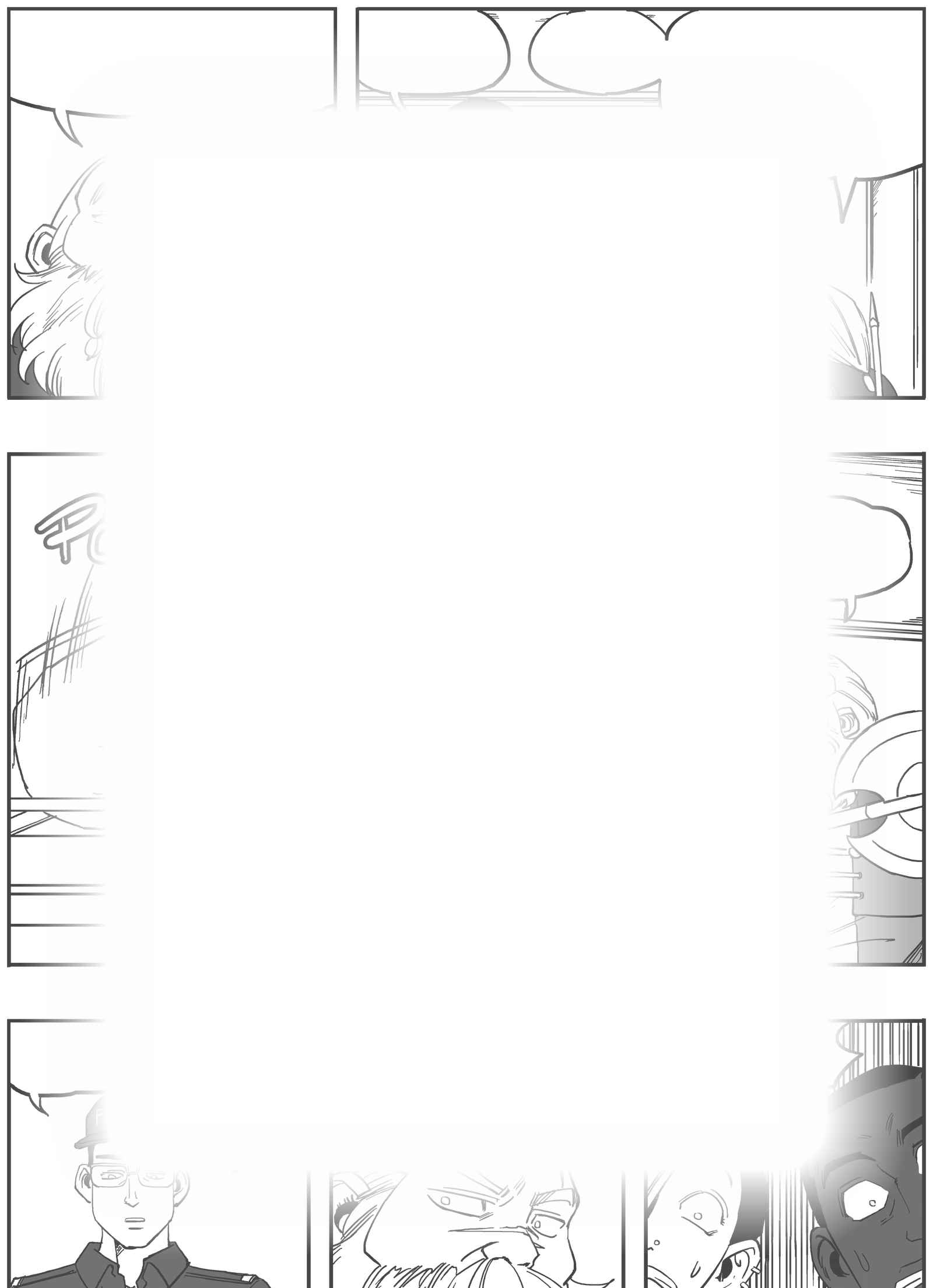 Hemisferios : Capítulo 15 página 17