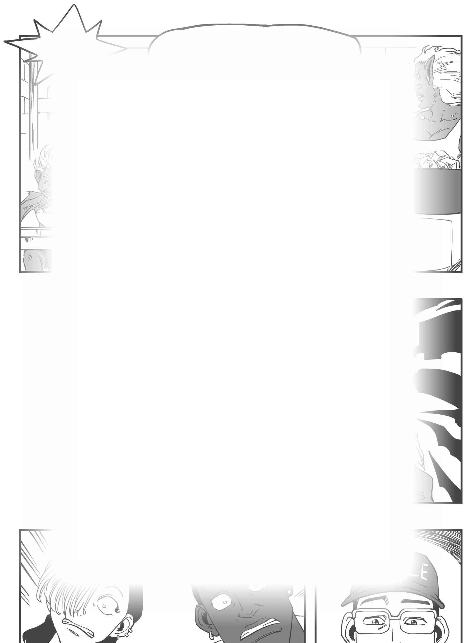 Hemisferios : Capítulo 15 página 18