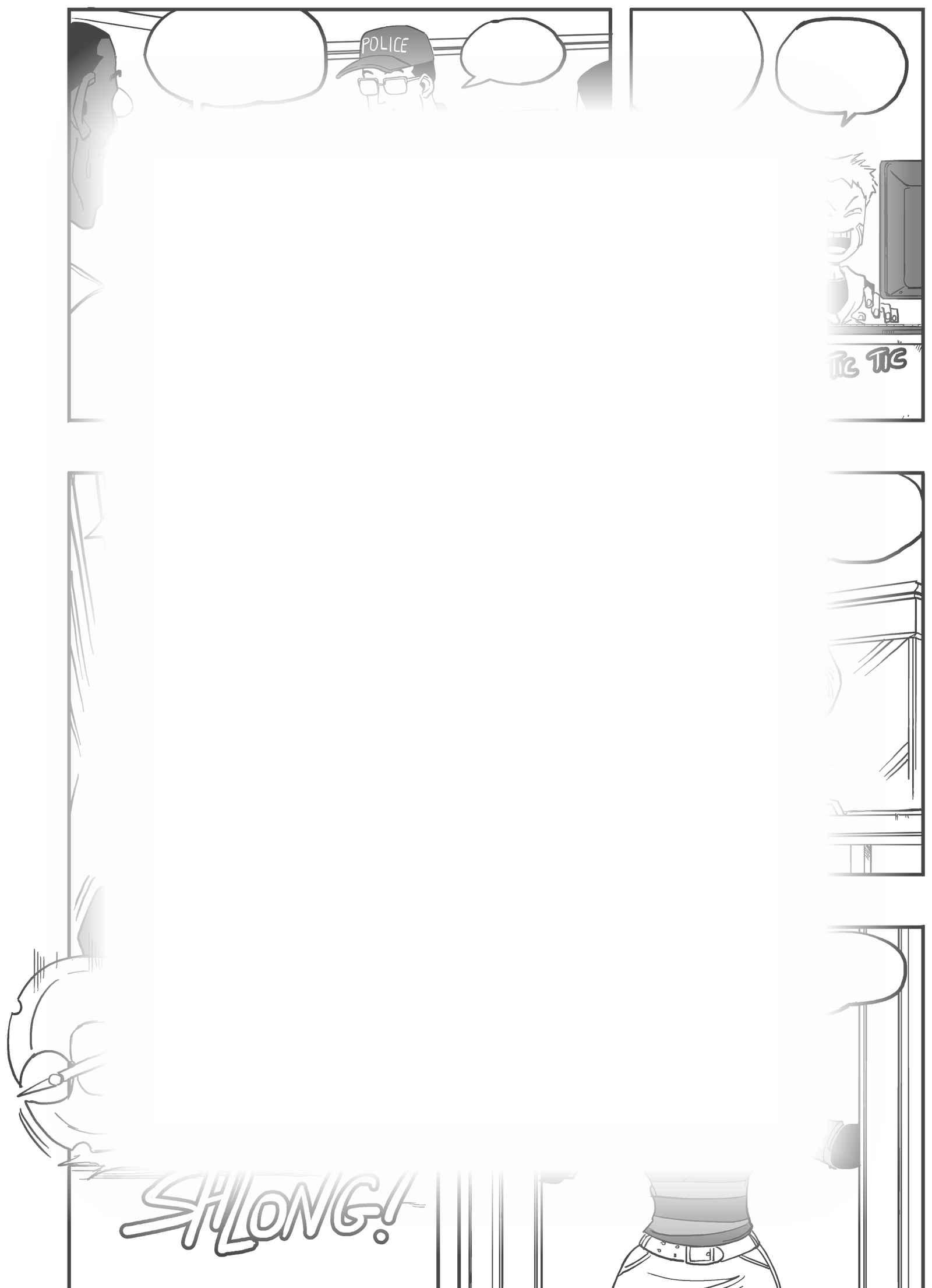 Hemisferios : Capítulo 15 página 19