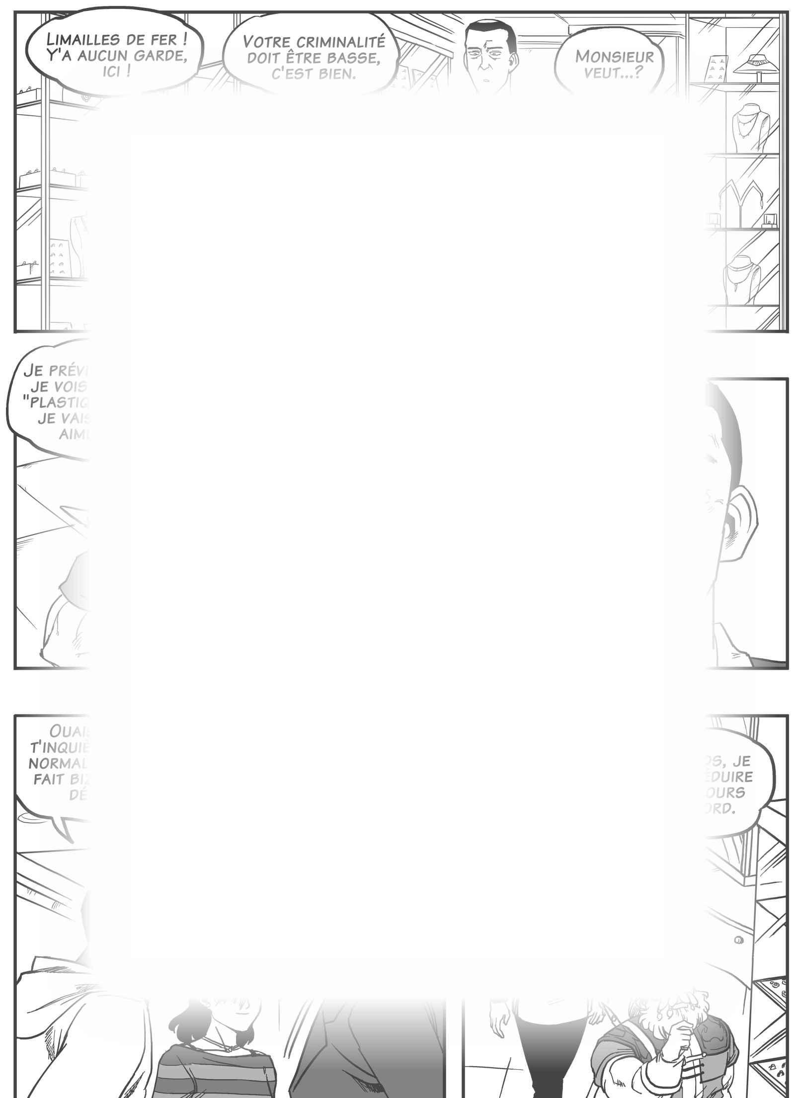 Hémisphères : Chapitre 15 page 9