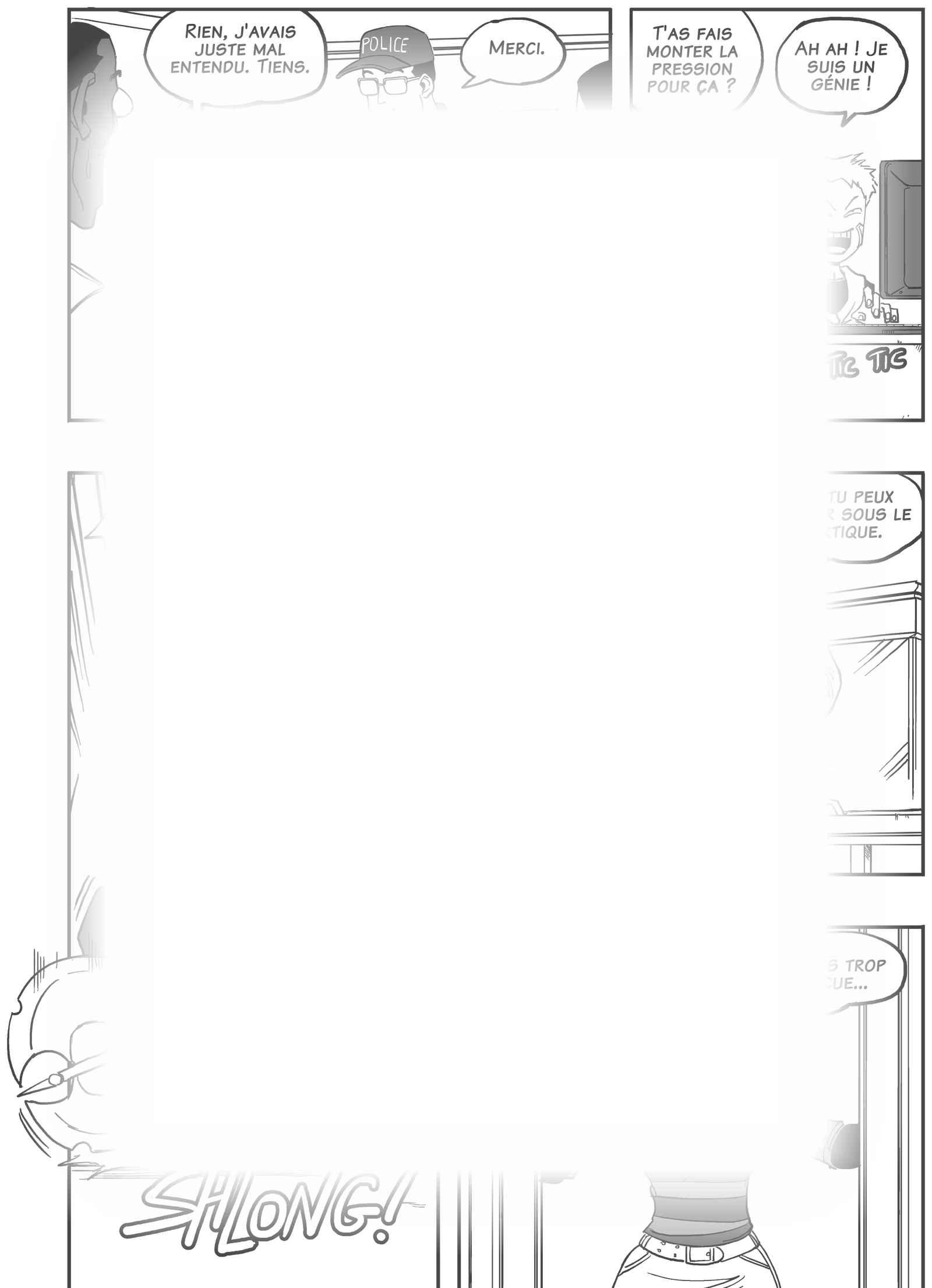 Hémisphères : Chapitre 15 page 19