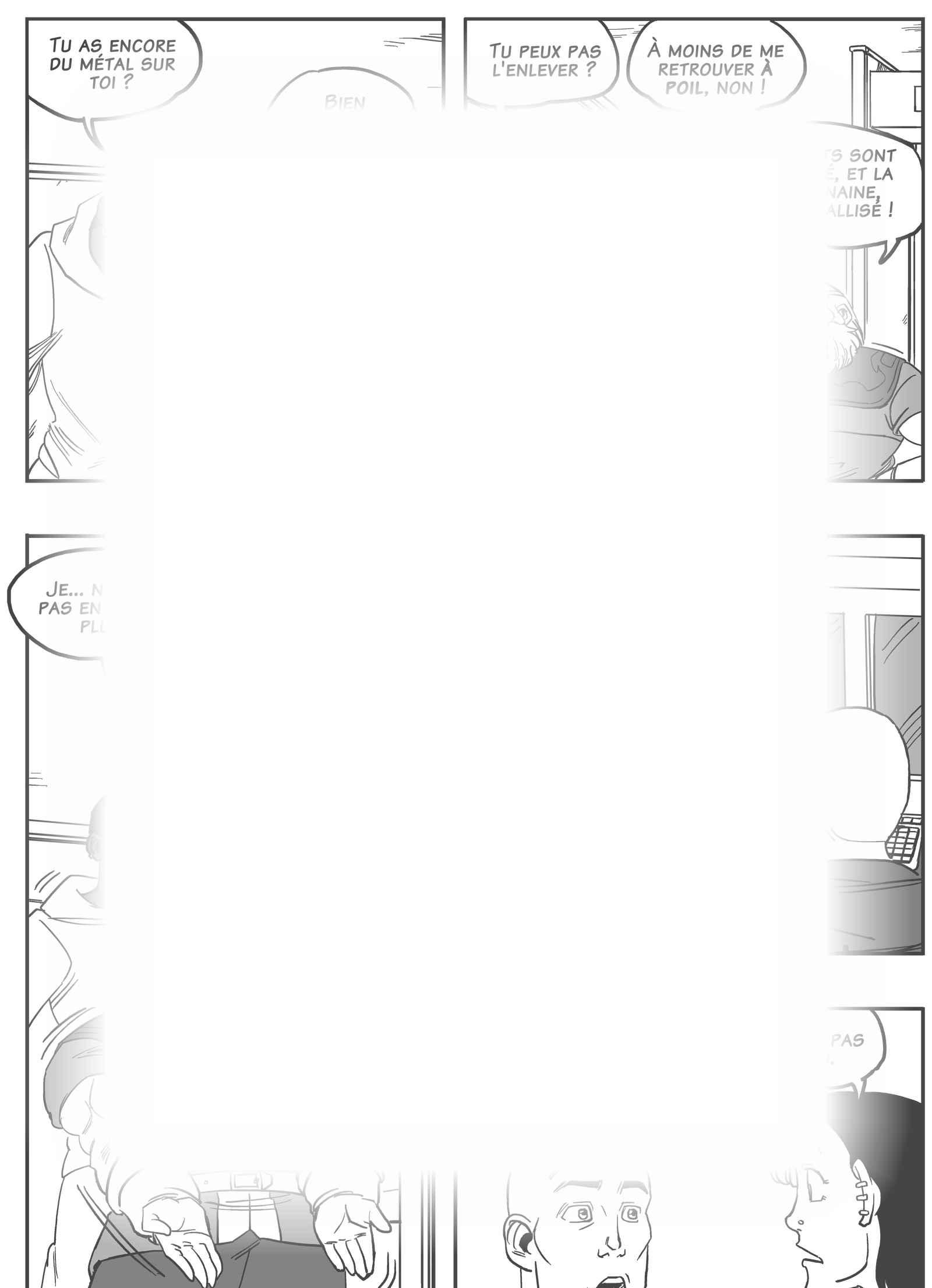 Hémisphères : Chapitre 15 page 21