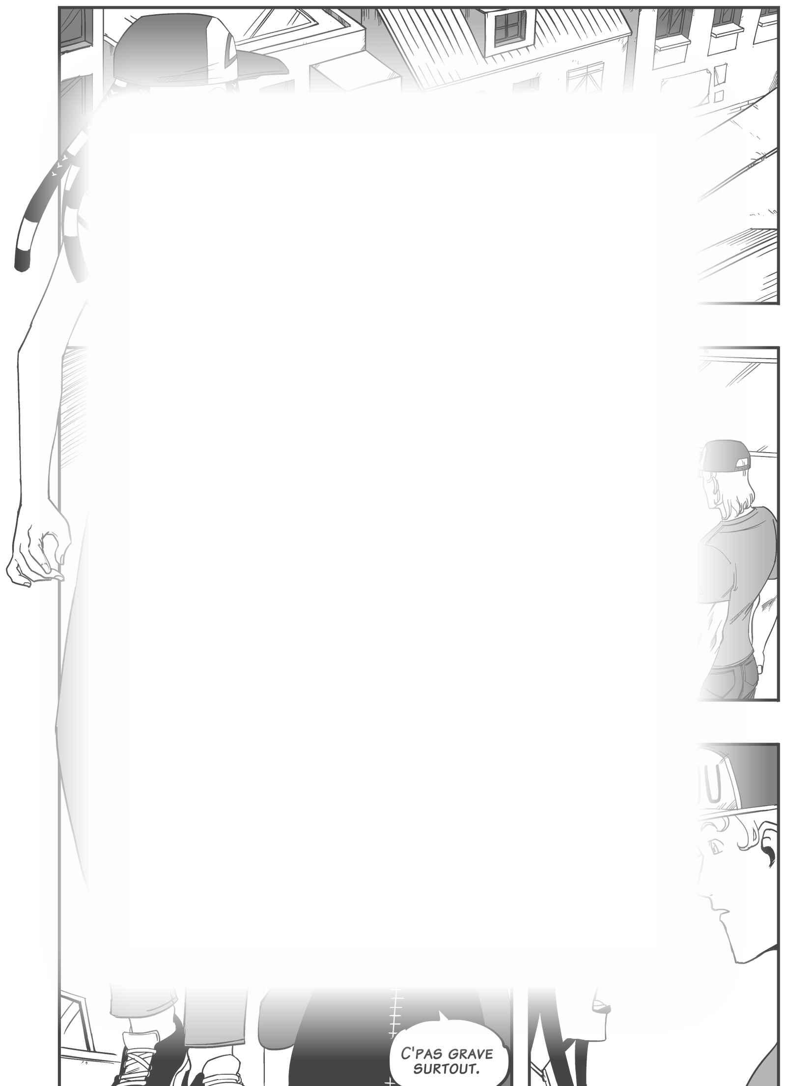 Hémisphères : チャプター 16 ページ 2