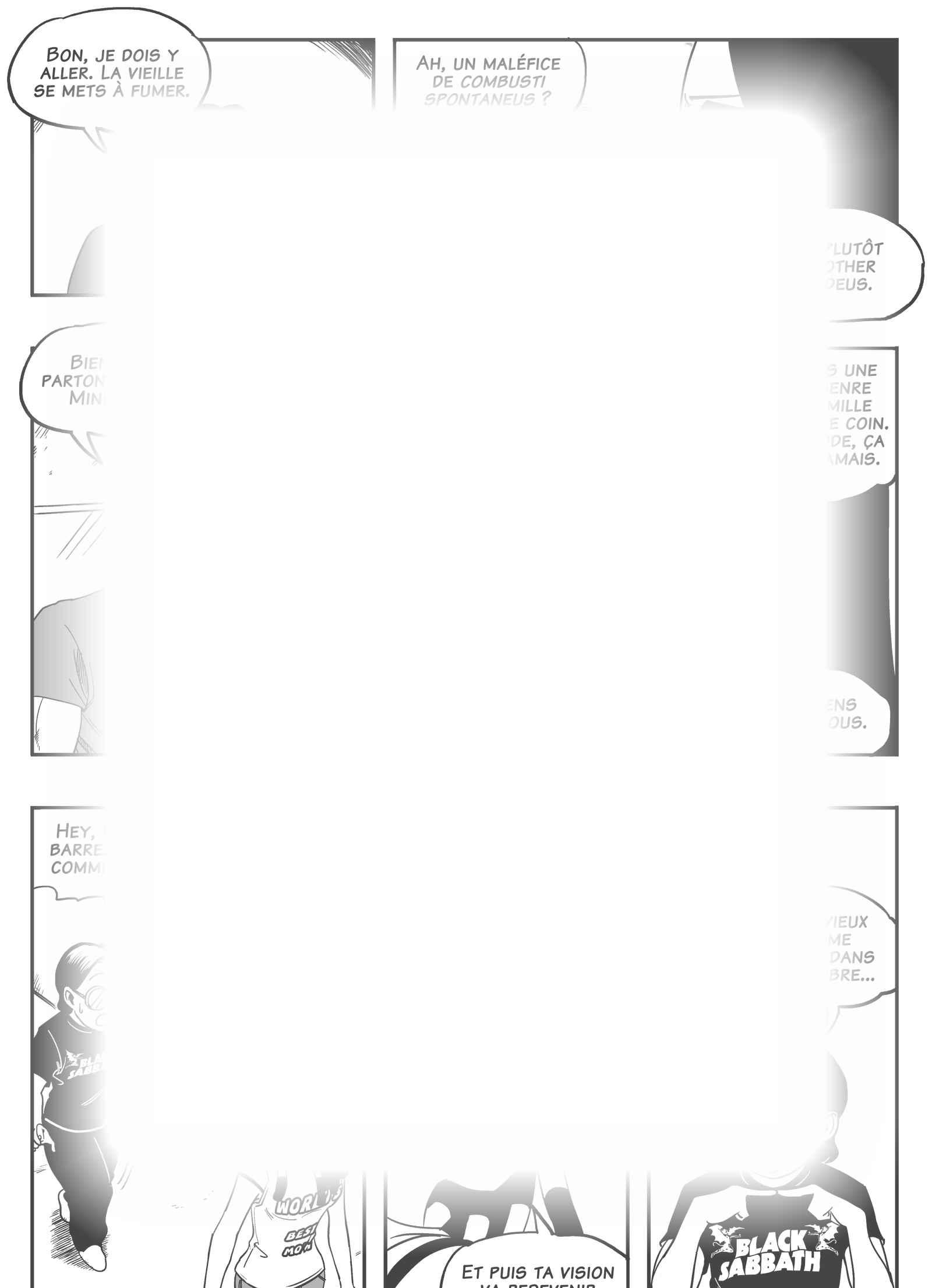Hémisphères : チャプター 16 ページ 3