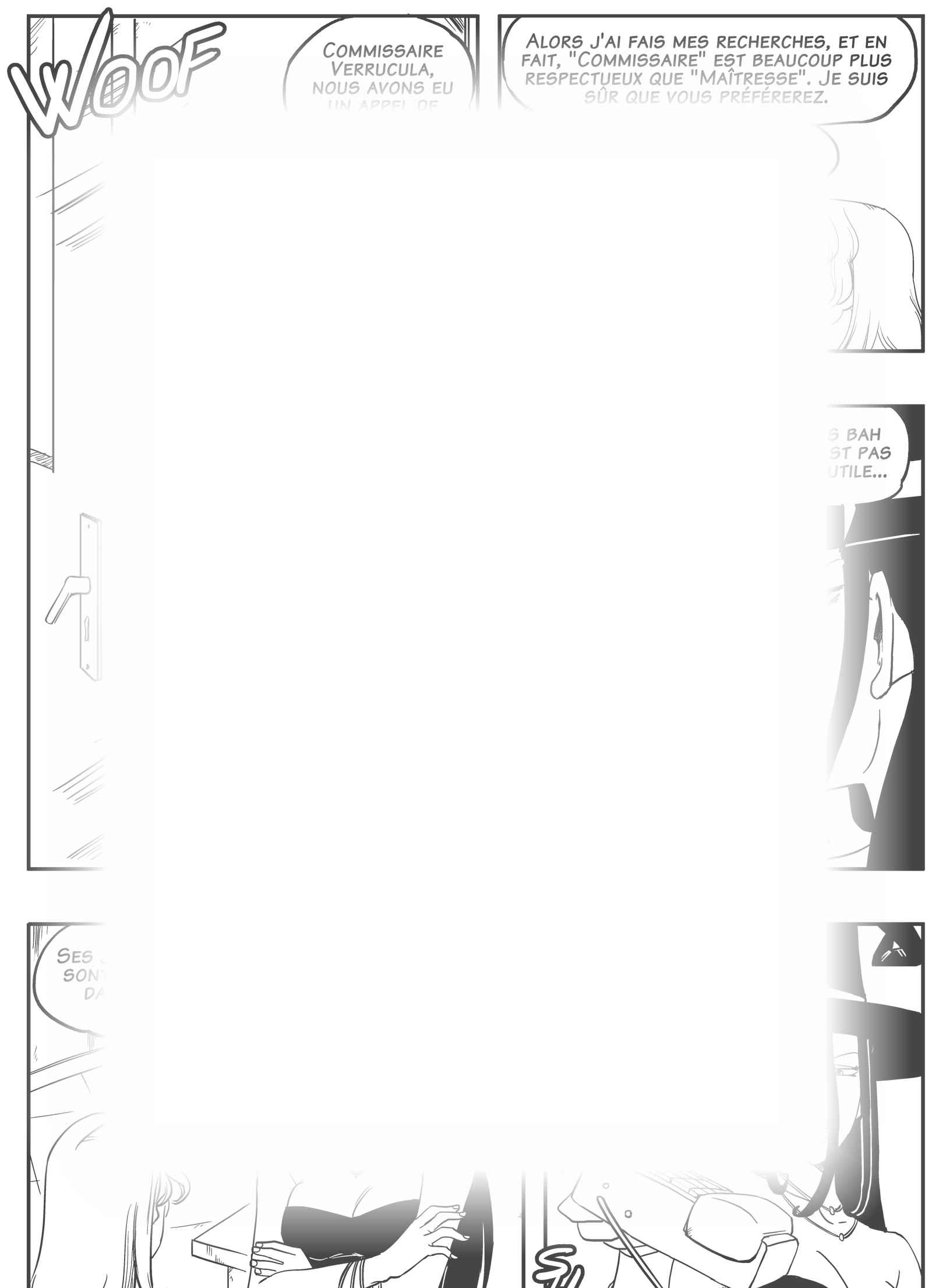 Hémisphères : チャプター 16 ページ 5