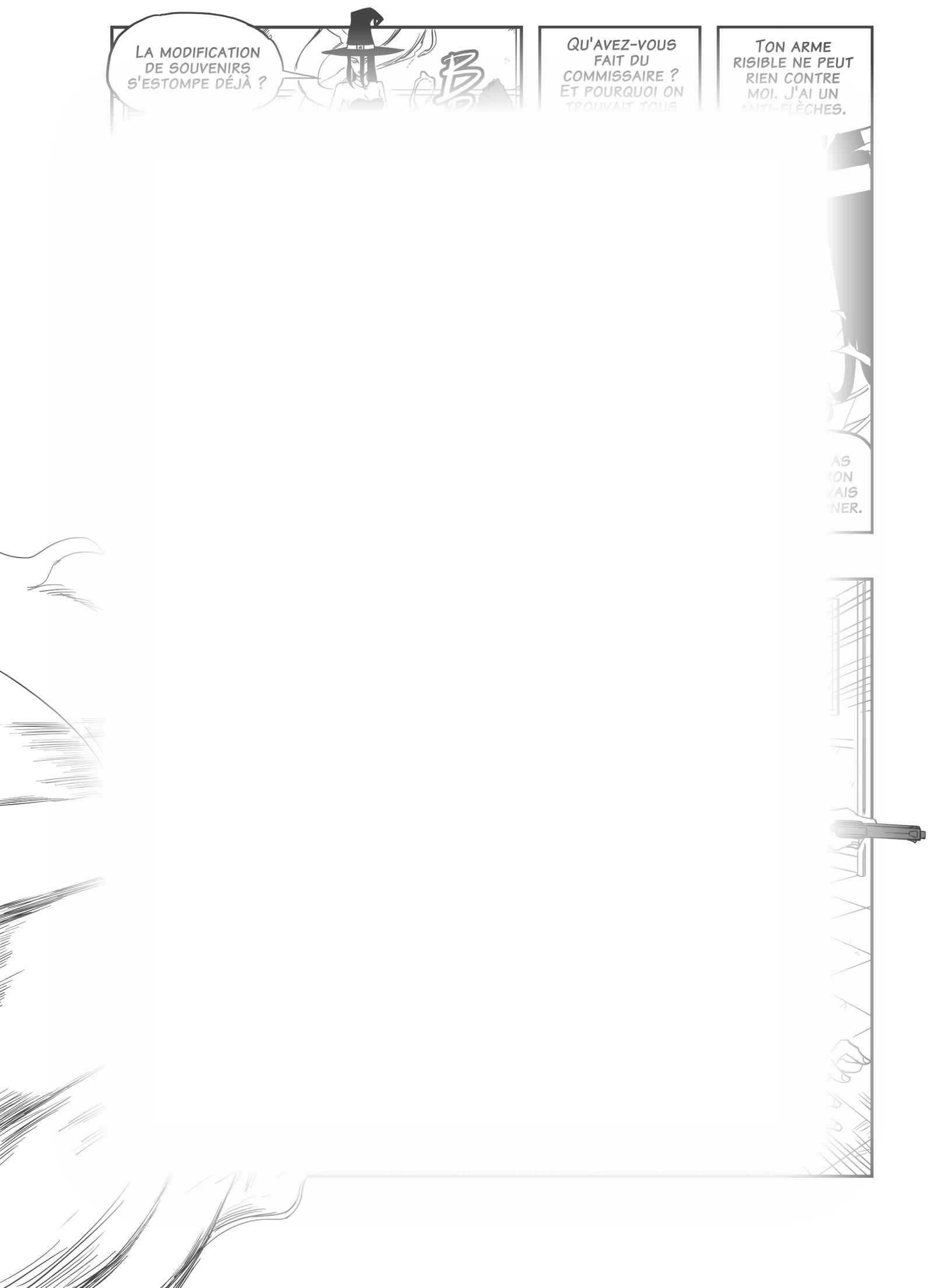Hémisphères : チャプター 16 ページ 8