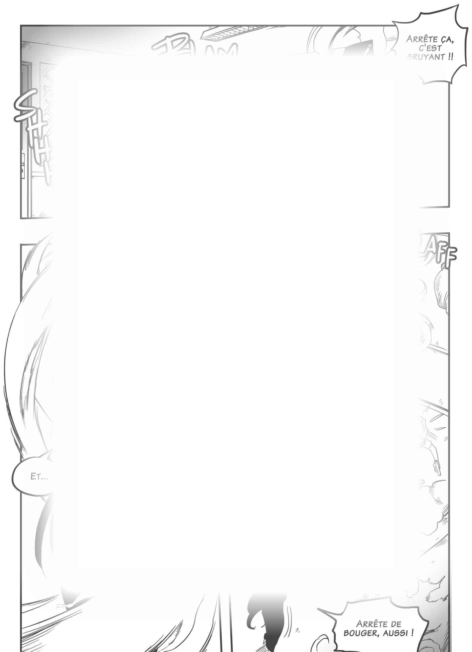 Hémisphères : チャプター 16 ページ 12