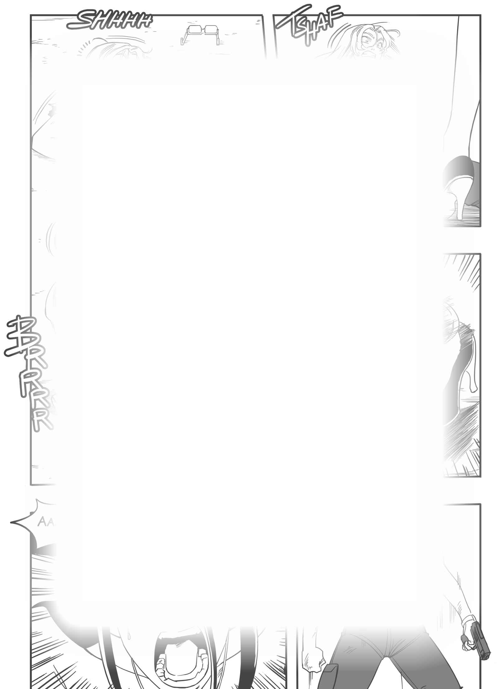 Hémisphères : チャプター 16 ページ 14