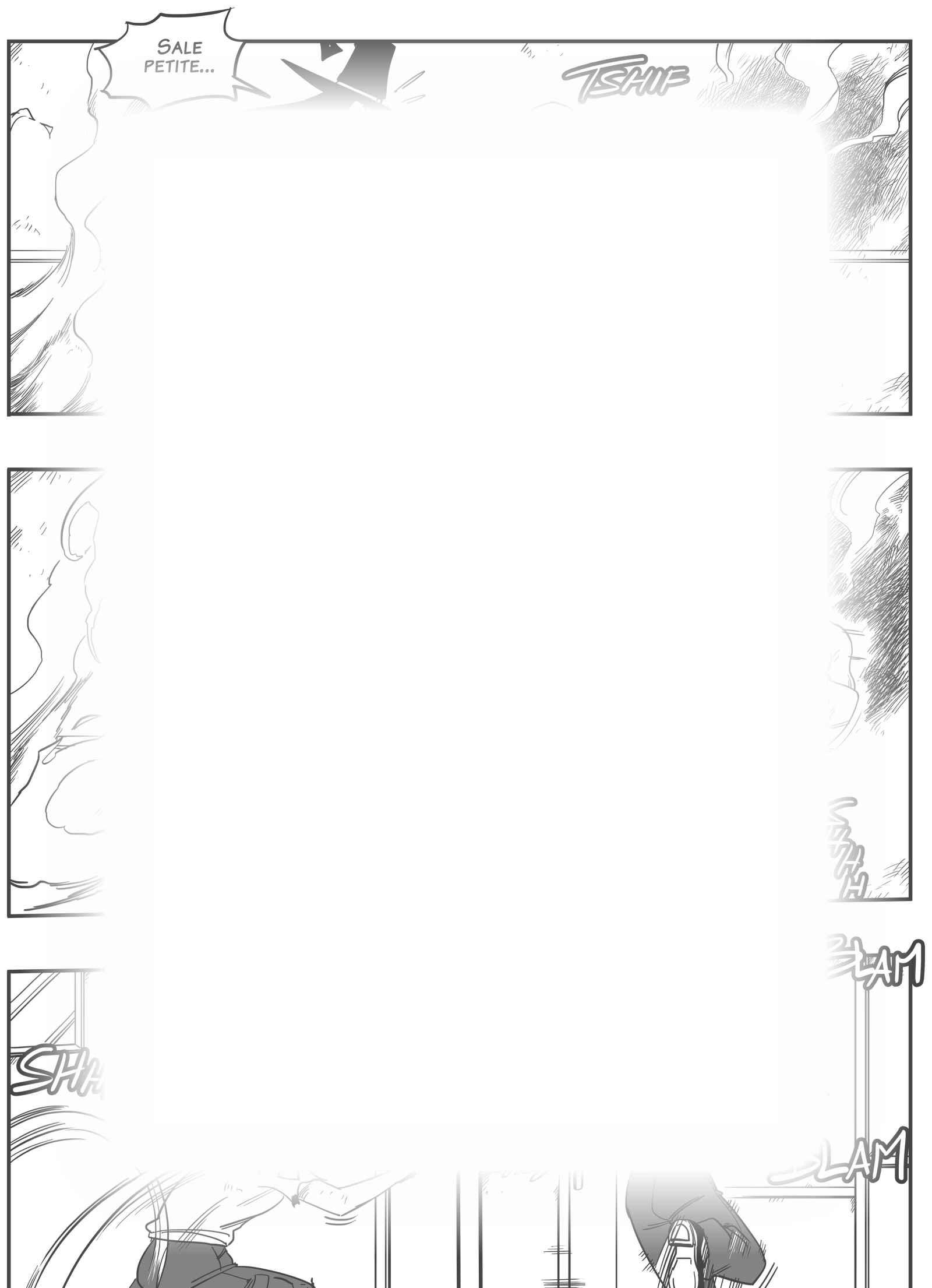 Hémisphères : チャプター 16 ページ 15