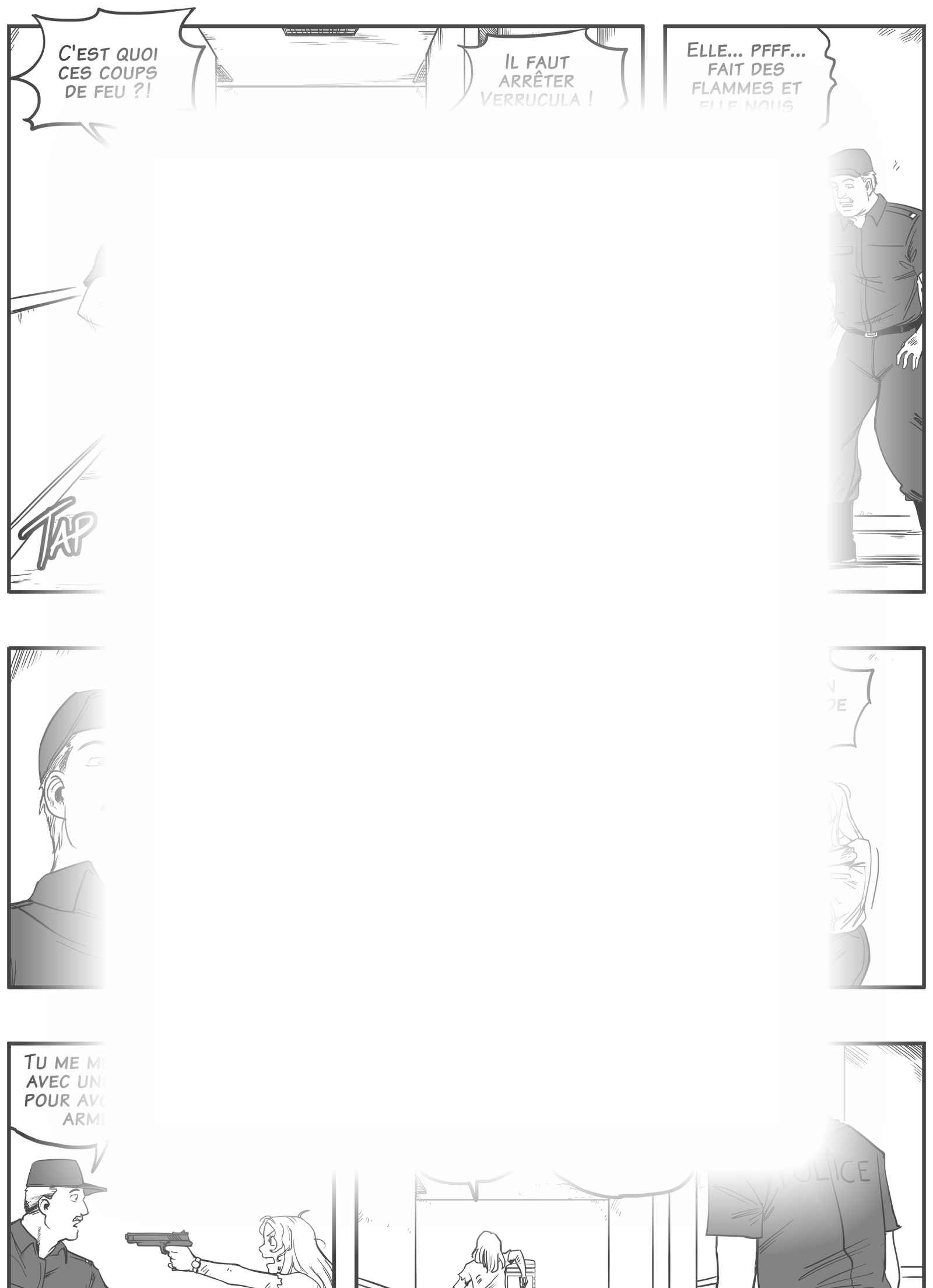 Hémisphères : Chapitre 16 page 16