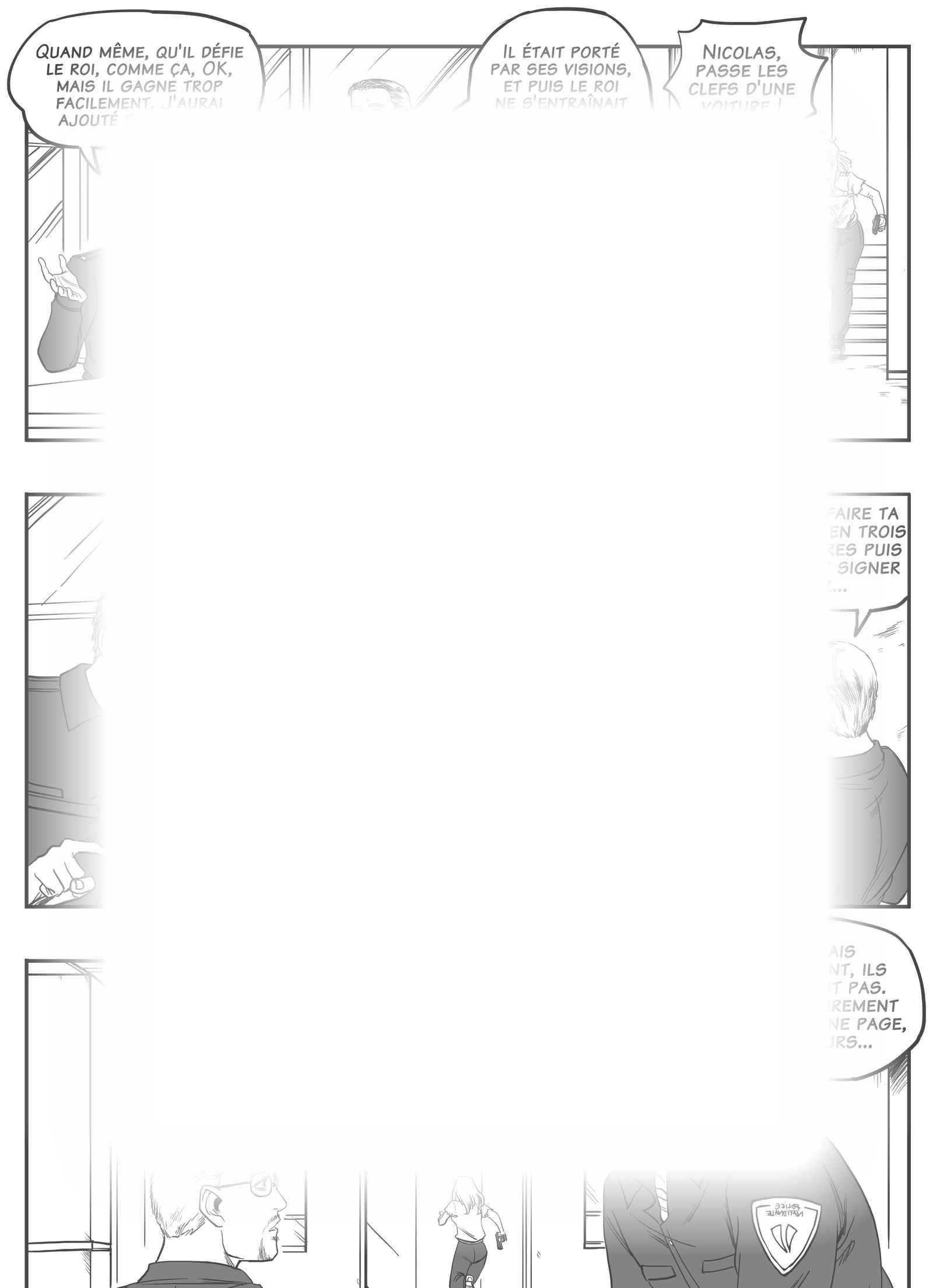 Hémisphères : チャプター 16 ページ 17