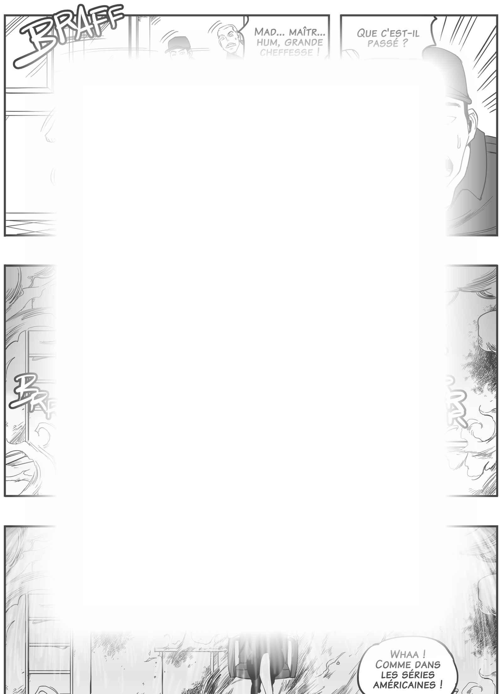 Hémisphères : チャプター 16 ページ 18