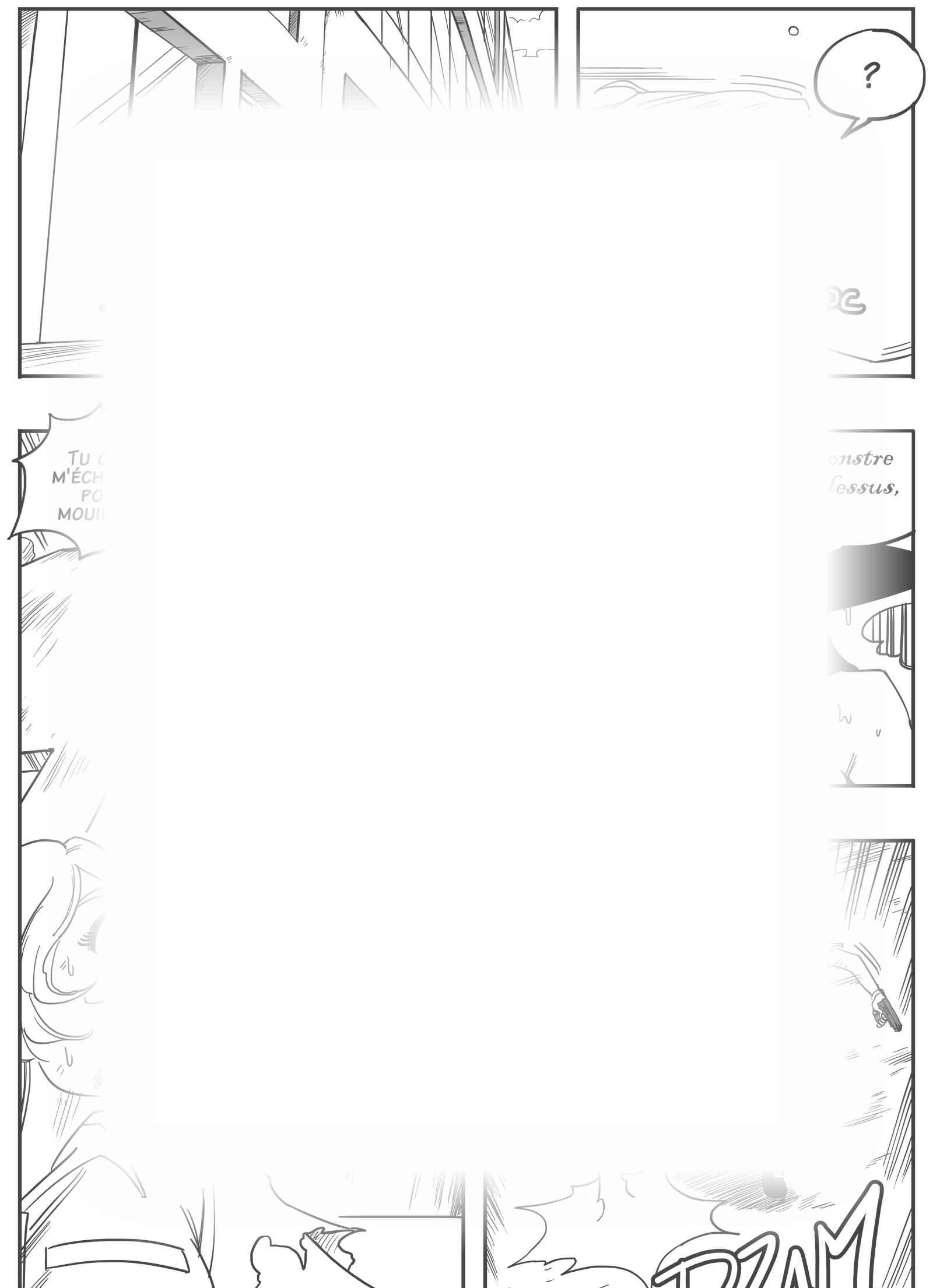 Hémisphères : チャプター 16 ページ 19
