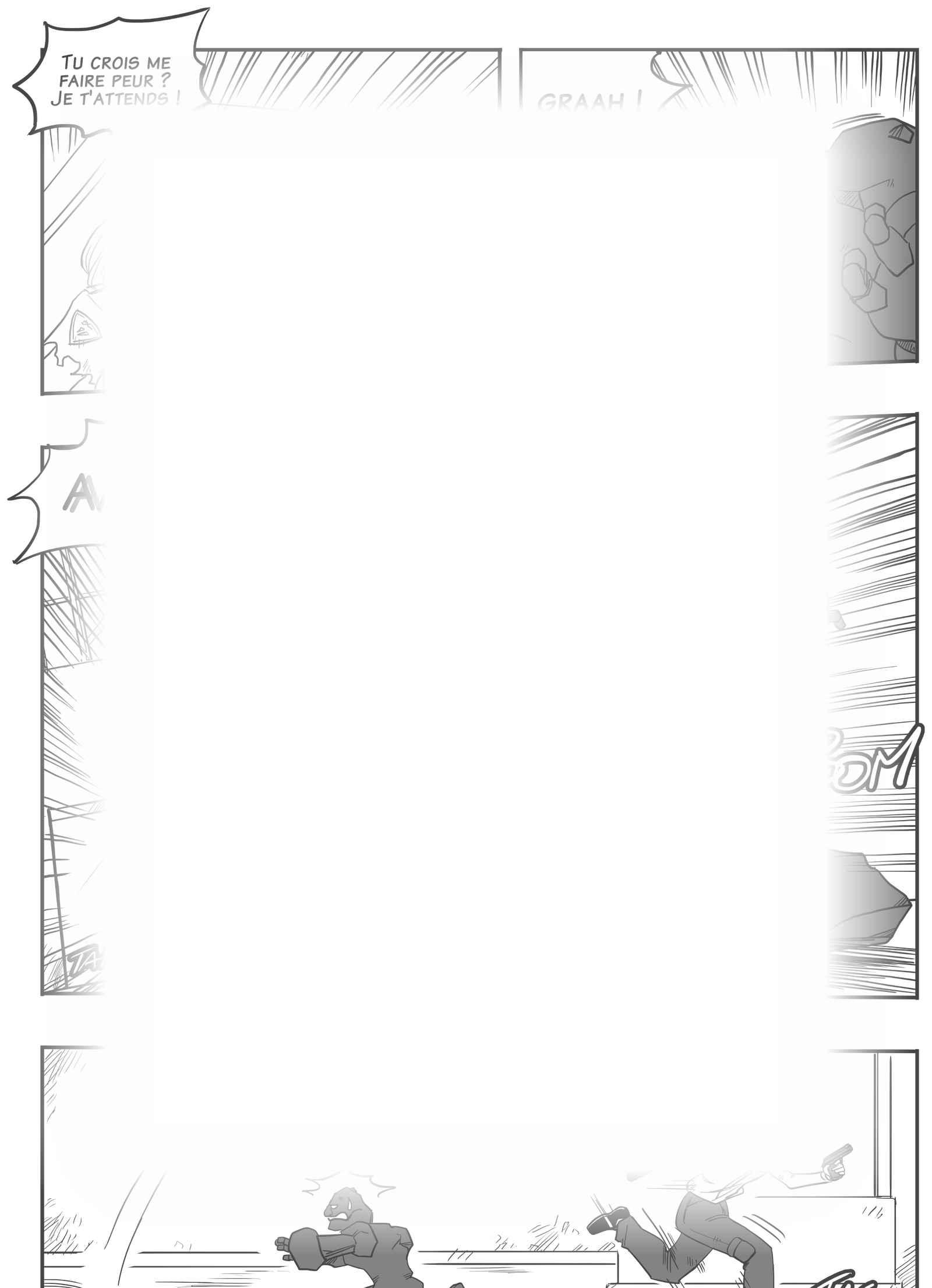 Hémisphères : チャプター 16 ページ 21