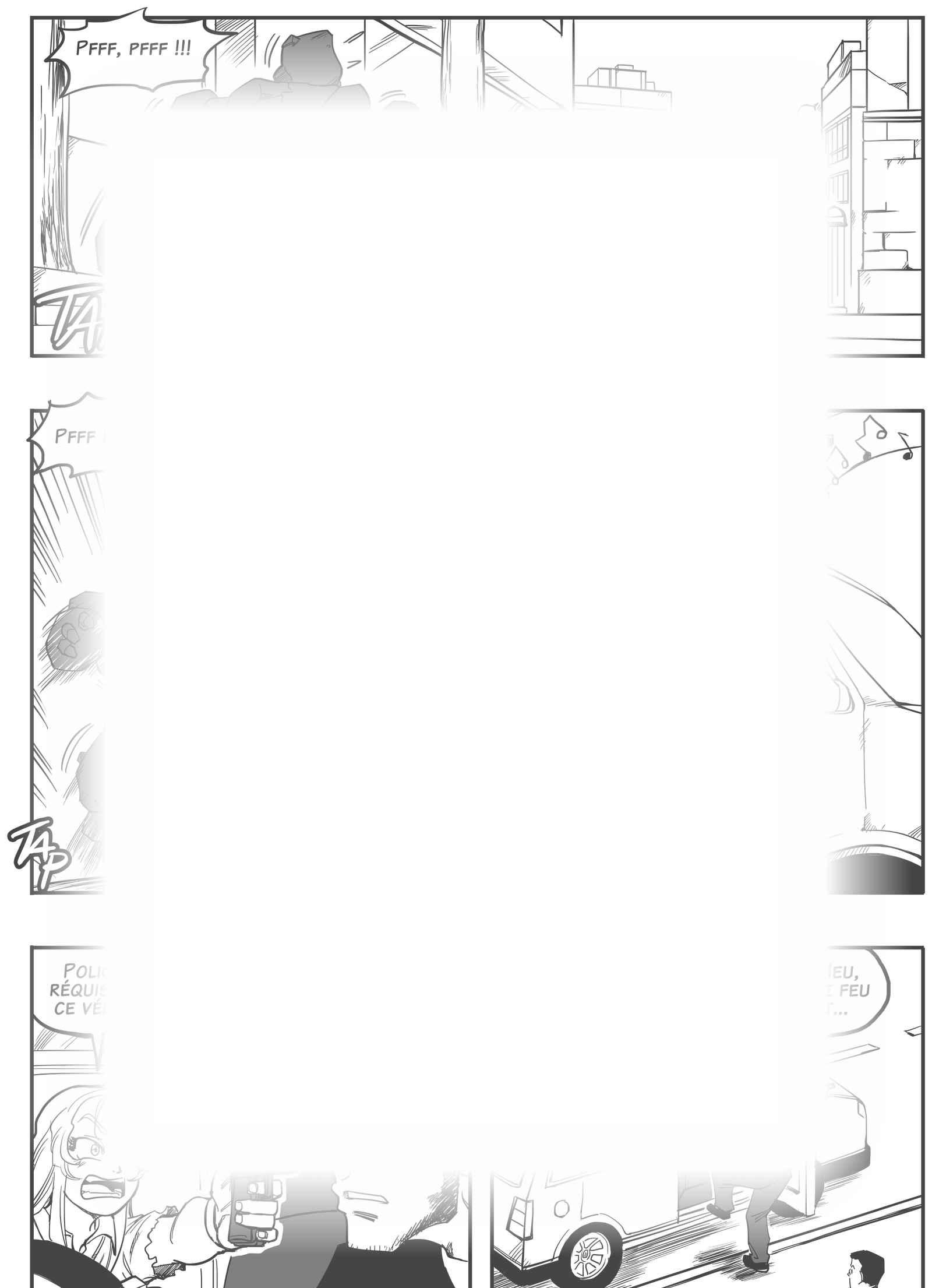 Hémisphères : チャプター 16 ページ 22