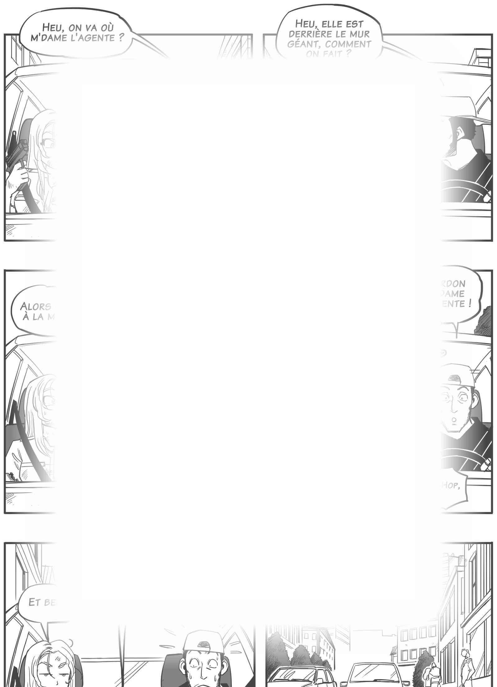 Hémisphères : チャプター 16 ページ 23