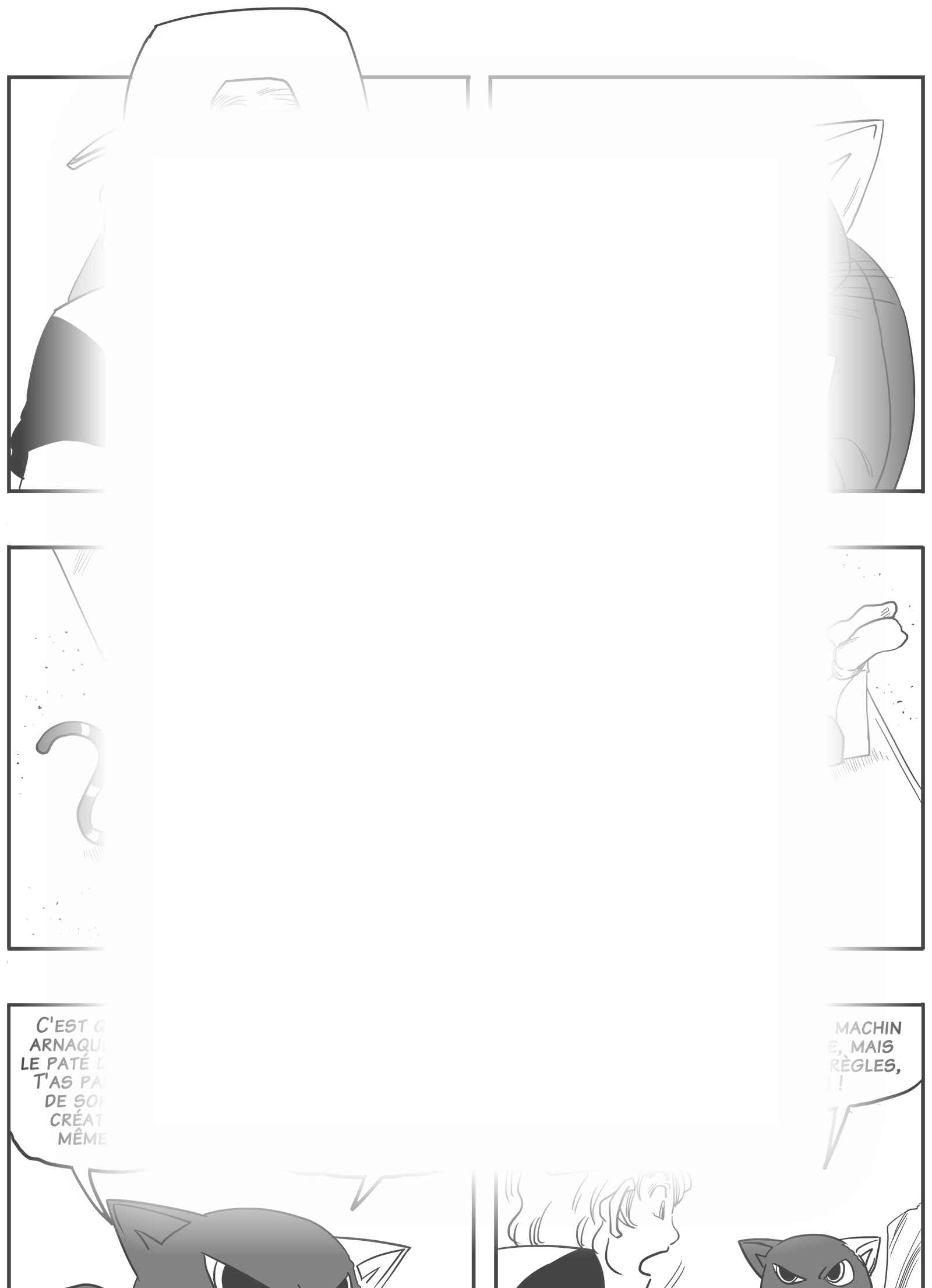 Hémisphères : チャプター 16 ページ 26