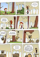 Oursemou, l'ours pas mignon : Chapitre 1 page 1