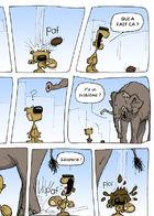 Oursemou, l'ours pas mignon : Chapitre 1 page 4