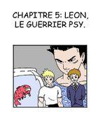 Guerriers Psychiques : Chapitre 5 page 1