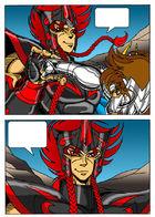 Saint Seiya Ultimate : Capítulo 9 página 5