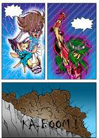 Saint Seiya Ultimate : Capítulo 9 página 9