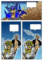 Saint Seiya Ultimate : Capítulo 9 página 22