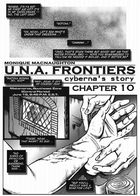 U.N.A. Frontiers : Chapitre 10 page 1