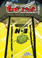 Food Attack : Capítulo 12 página 1