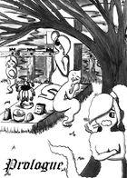 La légende de Grimbelyn  : Chapitre 1 page 3