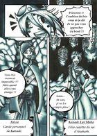 La légende de Grimbelyn  : Chapitre 3 page 8