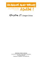 Dragon and Weed: Origins : Chapitre 27 page 1