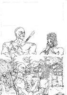 Black War - Artworks : Chapitre 3 page 1