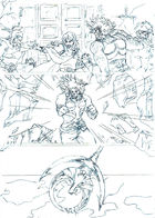 Black War - Artworks : Chapitre 3 page 14