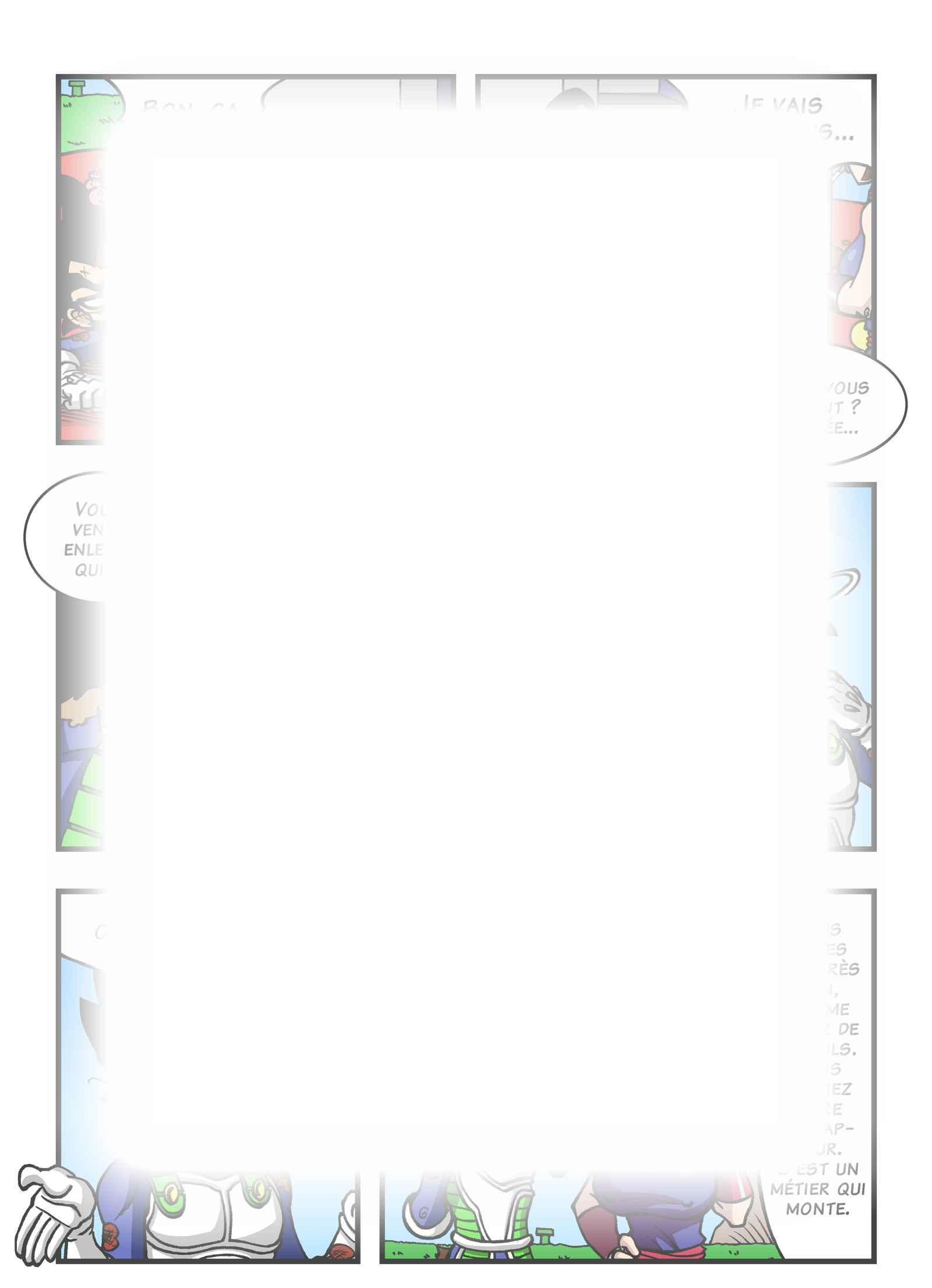 Super Dragon Bros Z : Chapitre 8 page 2
