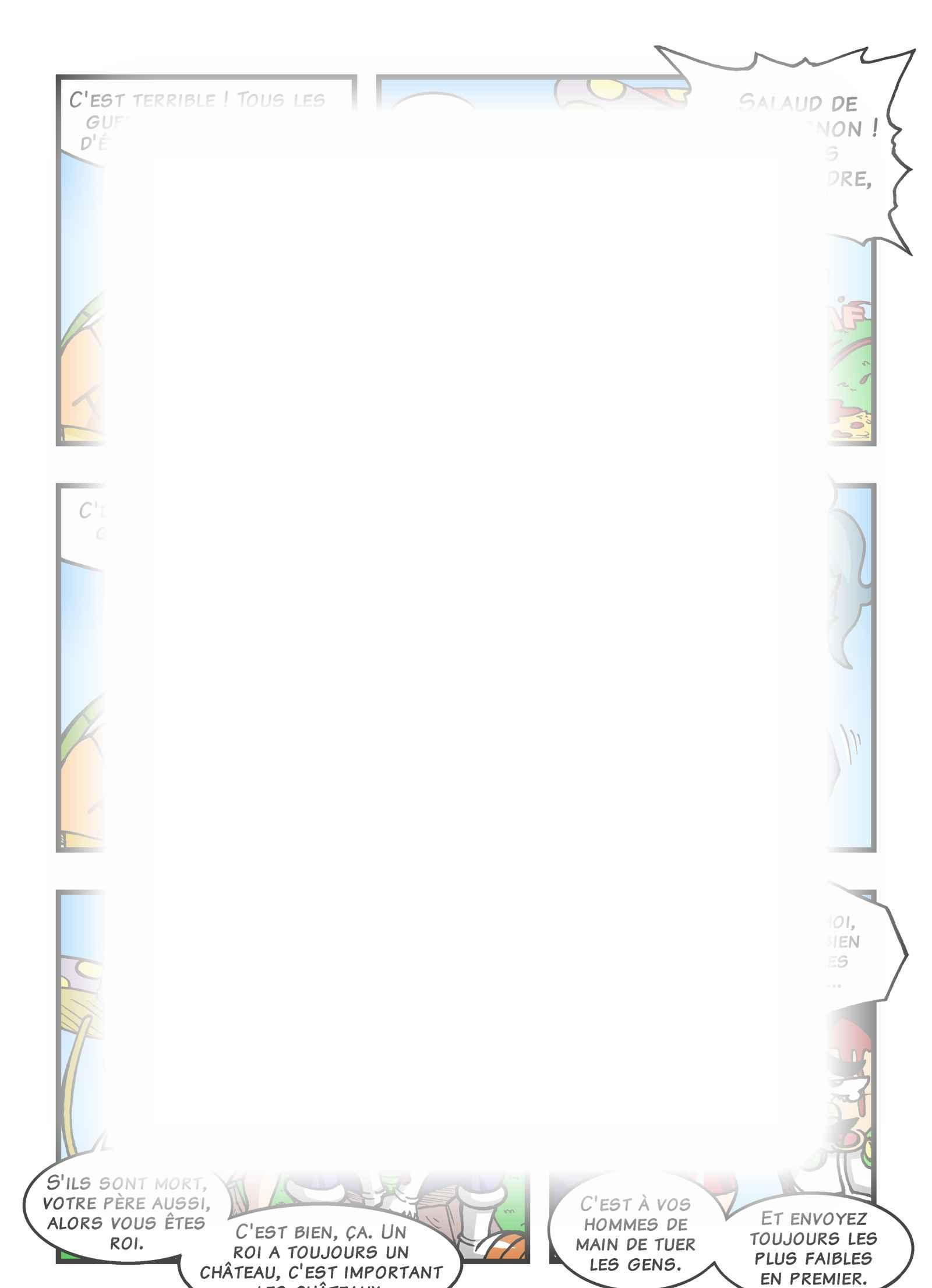 Super Dragon Bros Z : Chapitre 8 page 3