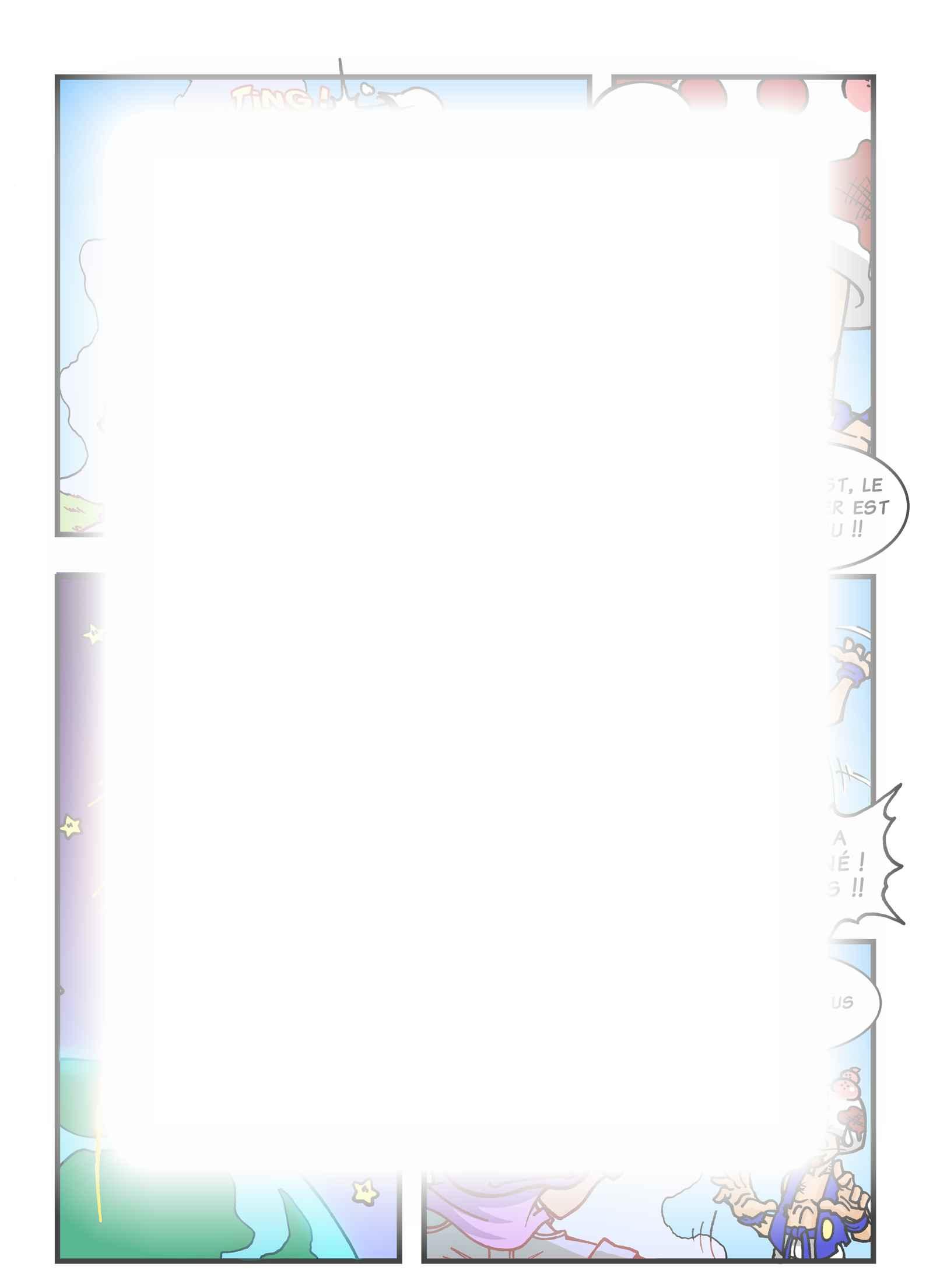 Super Dragon Bros Z : Chapitre 8 page 6