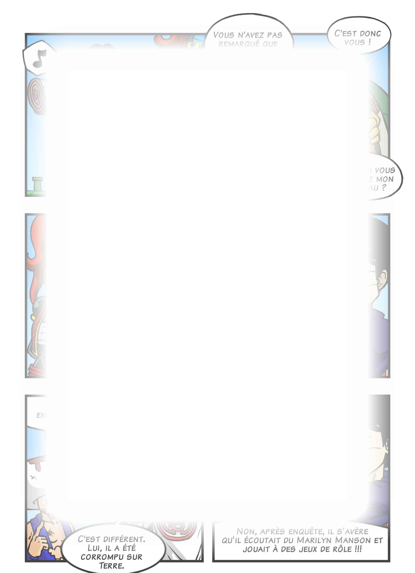 Super Dragon Bros Z : Chapitre 8 page 9