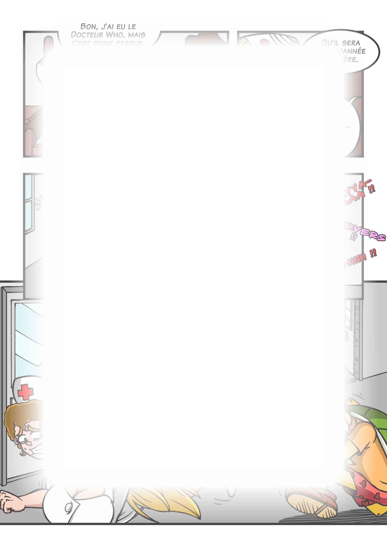 Super Dragon Bros Z : Chapitre 8 page 19