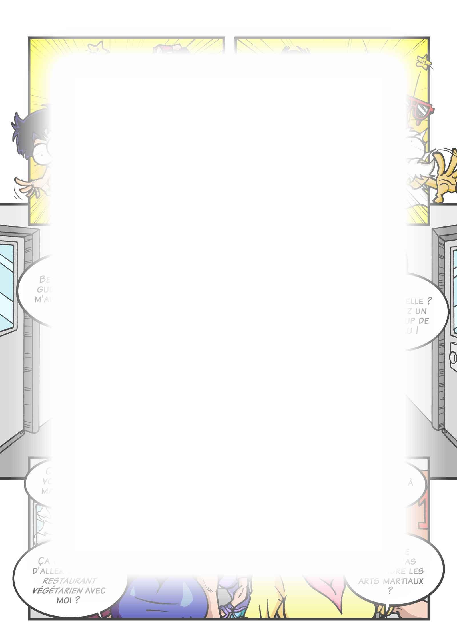 Super Dragon Bros Z : Chapitre 8 page 20