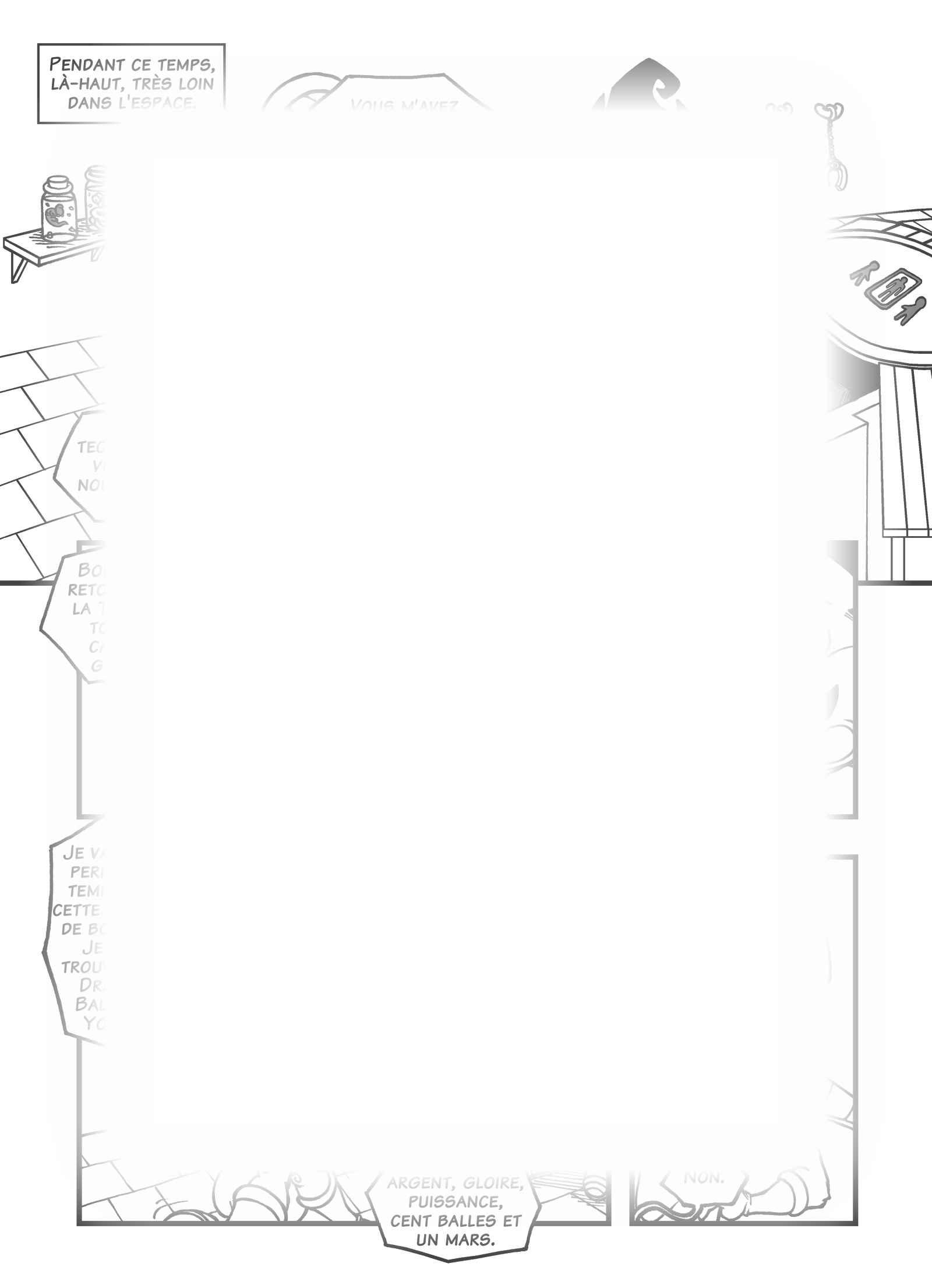 Super Dragon Bros Z : Chapitre 8 page 23