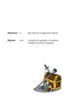Majiroker : Chapitre 1 page 1